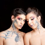 Photographer: Danielle Raab  Models: Hagar Meshulam-Weizman and Shaked Almody