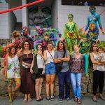 פרוייקט קשת בפסטיבל Agita gueda, פורטוגל 2018