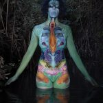 YEMANJA- Shamanic Bodypainting