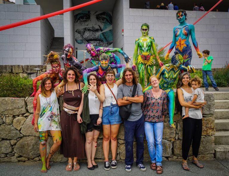 Agita gueda – Rainbow Project, Portugal 2018