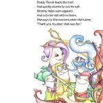 Children's Book Illustration- NILS CUTS HIS NAILS